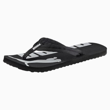 Sandales Epic Flip V2, noir-blanc, petit