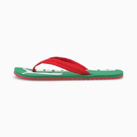 Epic Flip v2 sandaler, High Risk Red-Amazon Green, small