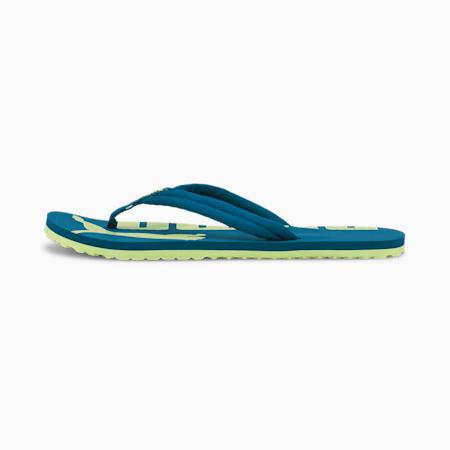 Sandalias Epic Flip v2, Digi-blue-Sharp Green, pequeño