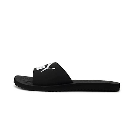 Purecat Sandals, black-white, small-IND