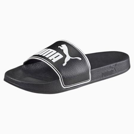 Leadcat Slide Sandals, black-white, small-SEA