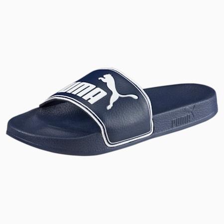 Leadcat Slide Sandals, peacoat-white, small-SEA