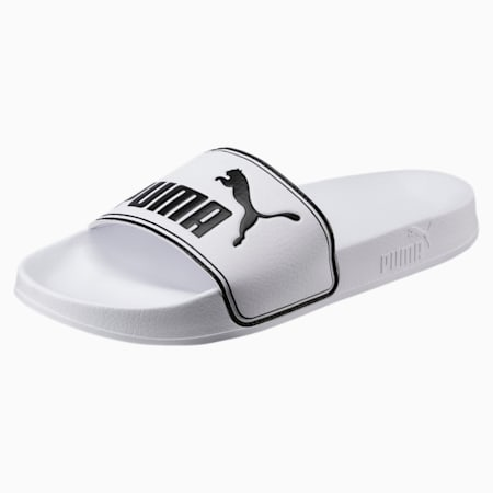 Chaussure de bain Leadcat Slide, Puma White-Puma Black, small