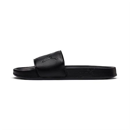 Leadcat Slide Sandals, Puma Black-Puma Black, small-SEA
