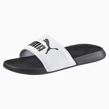 Popcat Sandals, black-white, small-IND
