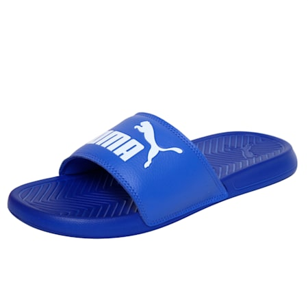 Popcat Sandals, dazzling blue-white, small-IND