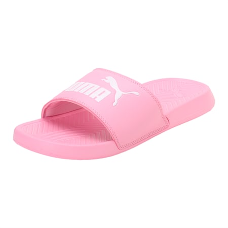 Popcat Sandals, PRISM PINK-Puma White, small-IND