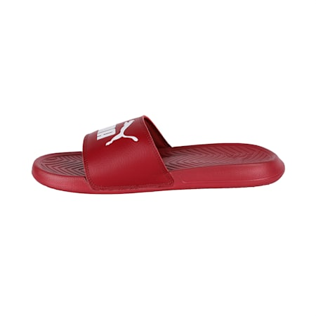 Popcat Sandals, Pomegranate-Puma White, small-IND