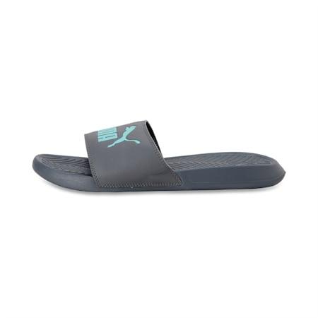 Popcat Sandals, CASTLEROCK-Blue Turquoise, small-IND