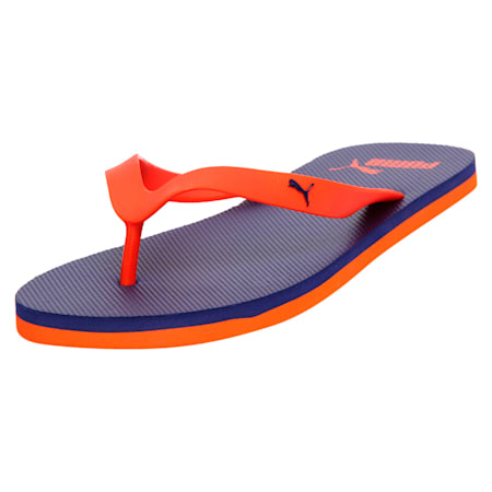 Odius DP Sandals, Cherry Tomato-Blue Depths, small-IND