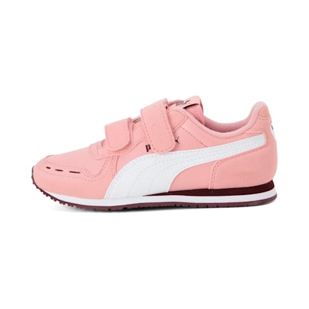 Cabana Racer IMEVA Kids' Shoes, Bridal Rose-Puma White, small-IND