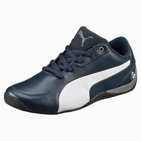 BMW Drift Cat 5 L Shoes JR, Team Blue-Puma White, small