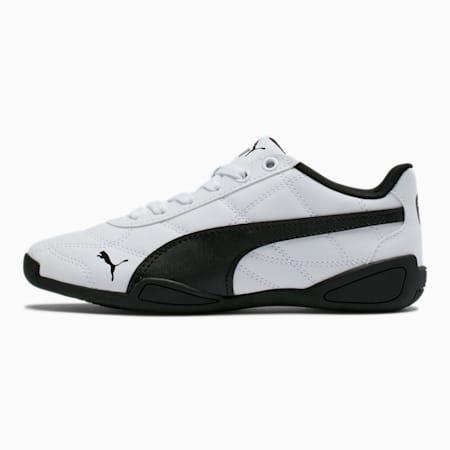 ZapatosTune Cat 3 JR, Puma White-Puma Black, pequeño