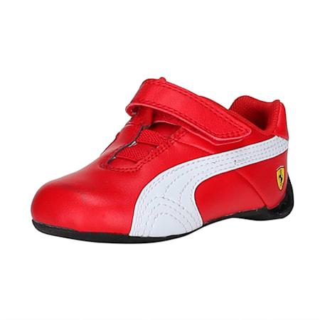 Ferrari Future Cat V Pre School Kids' Shoes, Rosso C-Rosso C-White, small-IND