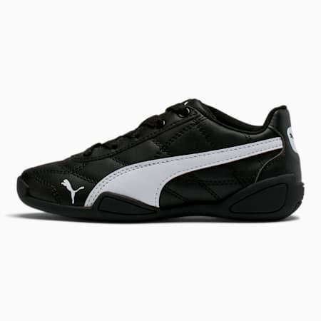 ZapatosTune Cat3 para niños, Puma Black-Puma White, pequeño