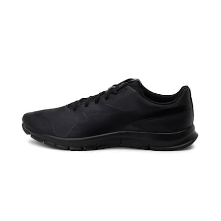 Flexracer SL Shoes, Puma Black-Puma Black, small-IND