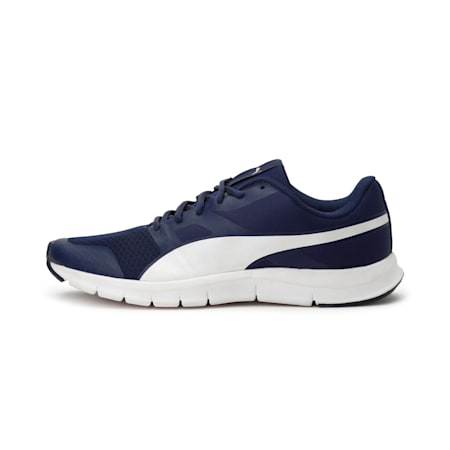 PUMA Flexracer DP, Blue Depths-Puma White, small-IND