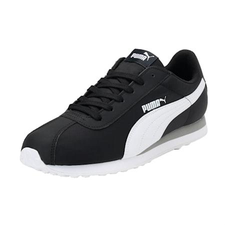 Turin NL Shoes, Puma Black-Puma White, small-IND