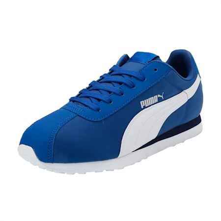 Turin NL Shoes, TRUE BLUE-Puma White, small-IND