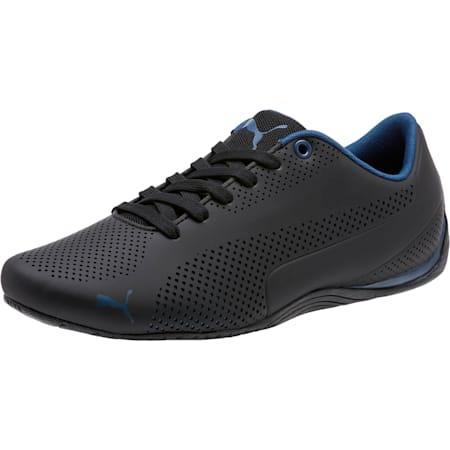 Drift Cat 5 Ultra Men's Shoes, Puma Black-Sargasso Sea, small