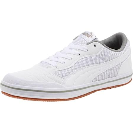 Astro Sala Men's Sneakers, Puma White-Puma White, small