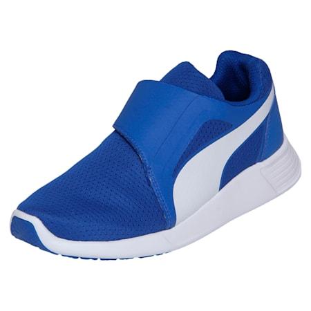 ST Trainer Evo AC Kids' Shoes, Turkish Sea-Puma White, small-IND
