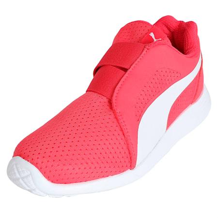 Street EVO Alternate Closure Preschool Training Shoes, Paradise Pink-Puma White, small-IND
