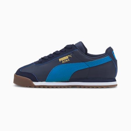 Roma Basic Summer Little Kids' Shoes, Medieval Blue-Dresden Blue, small