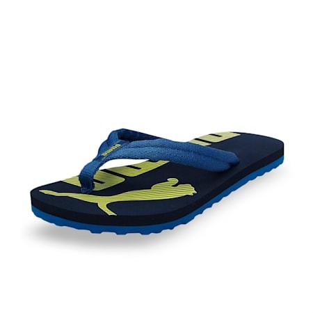 Epic Flip v2 Pre-School Sandals, Peacoat-Bright Cobalt, small-IND