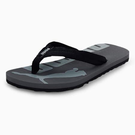 Epic Flip v2 Pre-School Sandals, CASTLEROCK-Puma Black, small-IND