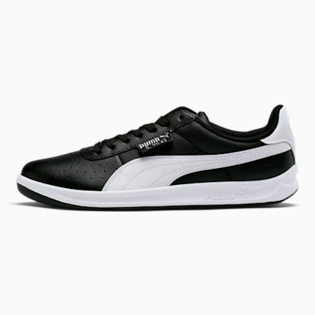 G. Vilas 2 Men's Sneakers, Puma Black-Puma White, small