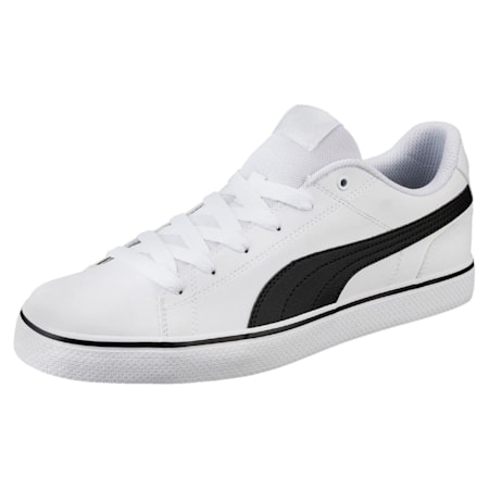 Court Point Vulc v2 Sneakers, Puma White-Puma Black, small-IND