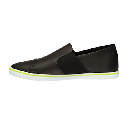 Elsu v2 Slip On SL IDP, Puma Black-Limepunch, small-IND