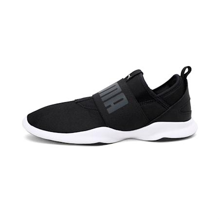 PUMA Dare Unisex Sneakers, Puma Black-Puma White, small-IND