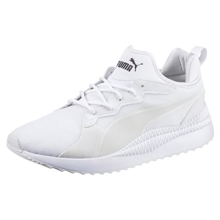 Pacer Next Shoes, Puma White-Puma White, small-IND