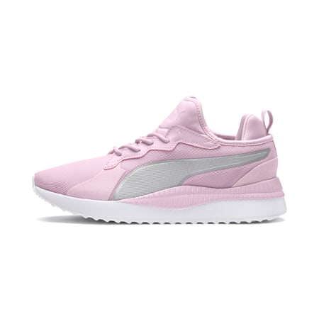 Pacer Next Trainers, Winsome Orchid-Silver-White, small-SEA