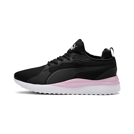 Pacer Next Trainers, Puma Black- Black- Orchid, small-SEA