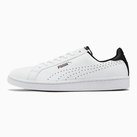 PUMA Smash Perf Men's Sneakers, Puma White-Puma Black, small