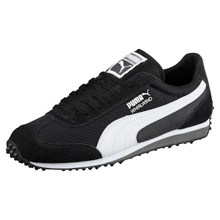 Whirlwind Trainers, Puma Black-Puma White-Puma Black-Puma Silver, small-GBR