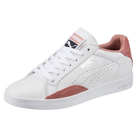 Match Lo Classic Women's Shoes, Puma White-Cameo Brown, small-IND