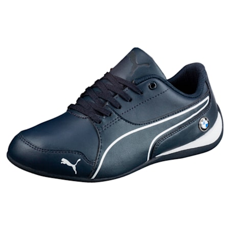 BMW MS Drift Cat 7 Kid's Shoes, Team Blue-Team Blue, small-IND