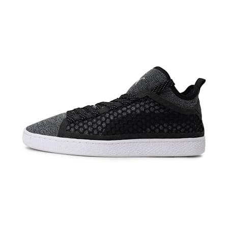 Basket Classic NETFIT Shoes, Puma Black-Puma White, small-IND