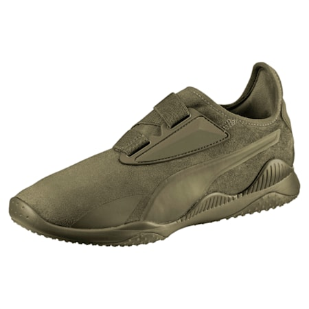 Mostro Hypernature Shoes, Olive Night-Olive Night, small-IND