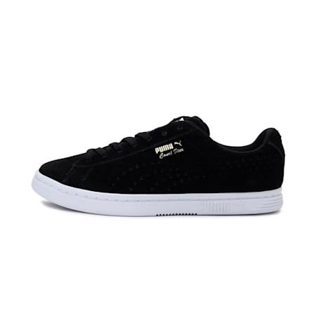 Court Star Suede Shoes, Puma Black, small-IND