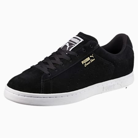 Court Star Suede Sneakers, Puma Black, small