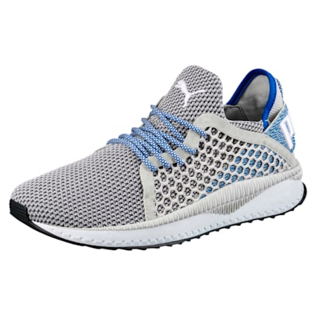 TSUGI NETFIT Shoes, Gray Violet-Lapis Blue-White, small-IND