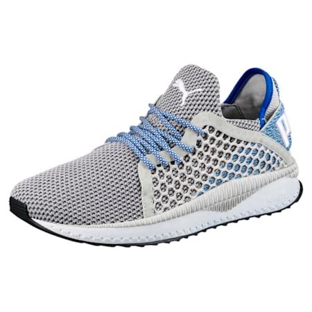 TSUGI NETFIT Shoes, Gray Violet-Lapis Blue-White, small-IND