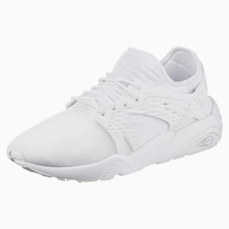 Blaze Cage Mono Shoes, Puma Wht-Puma Wht-Puma Wht, small-IND