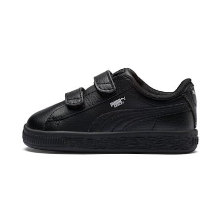 Basket Classic AC Toddler Shoes, Puma Black-Puma Black, small