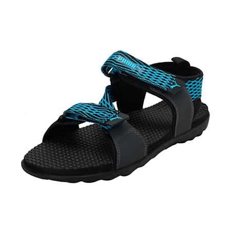 Spectra IPD, Black-Dark Shadow-Blue Atoll, small-IND